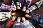 groep kinderen